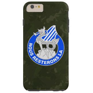 """3ro División de infantería """"roca del Marne """" Funda De iPhone 6 Plus Tough"""
