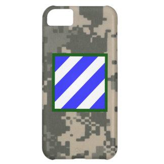 """3ro División de infantería """"roca del Marne """" Funda Para iPhone 5C"""