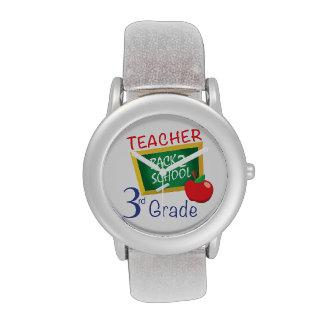 3ro profesor del grado