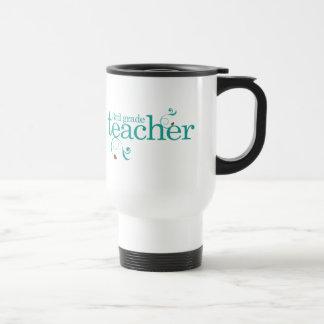 3ro profesor lindo del grado taza de viaje