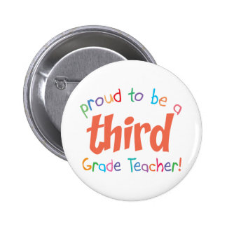 3ro profesor orgulloso del grado pins