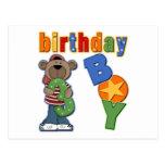 3ro Regalo de cumpleaños Postal