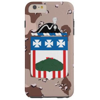 """3ro Regimiento de infantería """"la vieja guardia"""" Funda Para iPhone 6 Plus Tough"""