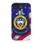 """3ro Regimiento de infantería """"la vieja guardia"""" Vibe iPhone 4 Funda"""