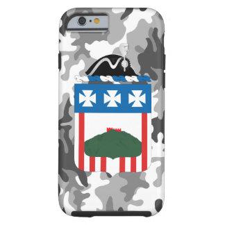 """3ro Regimiento de infantería """"la vieja guardia"""" Funda Para iPhone 6 Tough"""