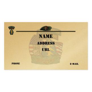 3ro tarjeta de visita del flash del remiendo de la