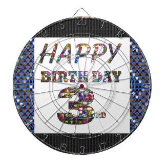 3ro texto del feliz cumpleaños