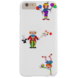 3'S A CLOWN BARELY THERE iPhone 6 PLUS CASE