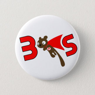 3S Super Squirrel Button
