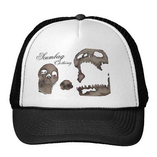 3skulls sbc2, Scumbag, Clothing Trucker Hat