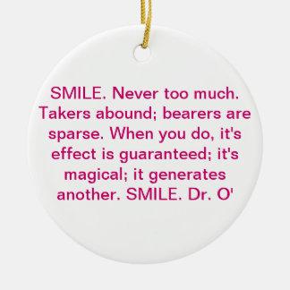 3SqMeals # 12 Ornament