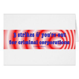 3StrikesCorps Card