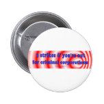 3StrikesCorps Pin