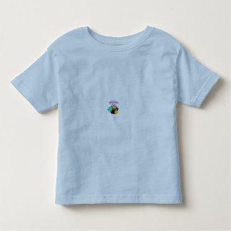 3t blue Easter Basket t-shirt