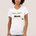 3volts of bolt - tshirt