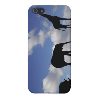 3wildlife african animals iPhone SE/5/5s cover