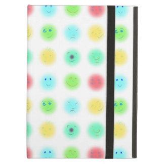 3x3 Little Faces A1 iPad Air Cover