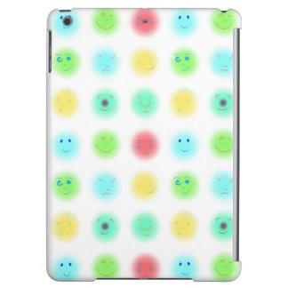 3x3 Little Faces A1 Case For iPad Air