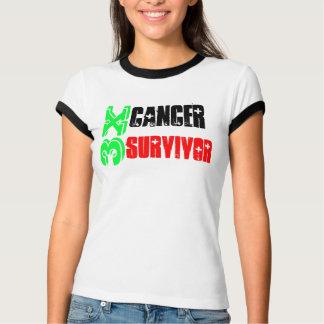 3X Cancer Survivor - Customizable T T-Shirt