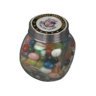 [400] AG Corps Regimental Insignia [3D] Jelly Belly Candy Jars