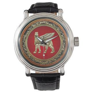 [400] Babylonian Winged Bull Lamassu [3D] Watch