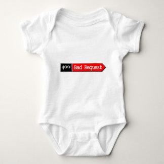 400 - Bad Request T-shirt