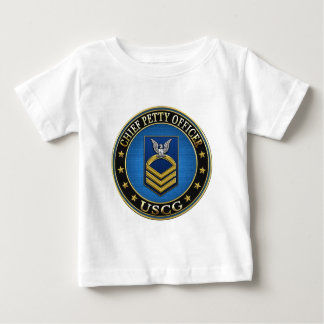 [400] CG: Chief Petty Officer (CPO) Baby T-Shirt