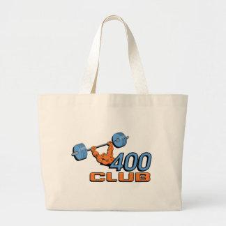 400 Club Weightlifting Bags
