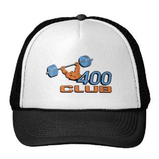 400 Club Weightlifting Trucker Hat