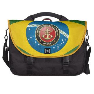 [400] Corpo De Fuzileiros Navais [el Brasil] (CFN) Bolsa Para Ordenador