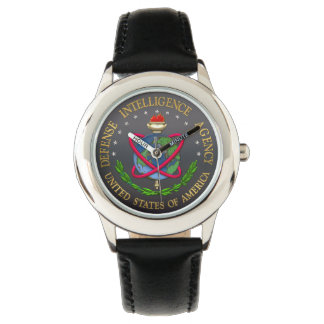 [400] Defense Intelligence Agency: DIA Special Edn Wristwatch