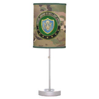 [400] DOD & Joint Activities CSIB Special Edition Desk Lamp