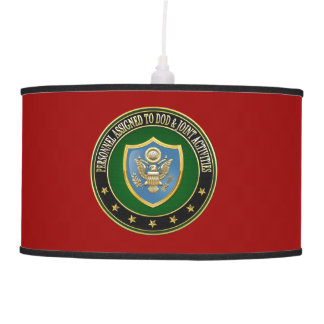 [400] DOD & Joint Activities CSIB Special Edition Hanging Lamp