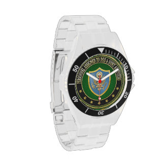 [400] DOD & Joint Activities CSIB Special Edition Wrist Watches