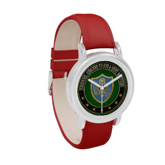 [400] DOD & Joint Activities CSIB Special Edition Wristwatch