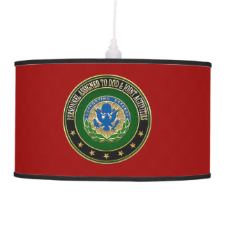 [400] DOD & Joint Activities DUI Special Edition Hanging Lamps