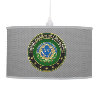 [400] DOD & Joint Activities DUI Special Edition Pendant Lamps