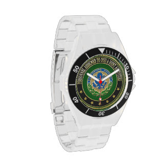 [400] DOD & Joint Activities DUI Special Edition Wrist Watch