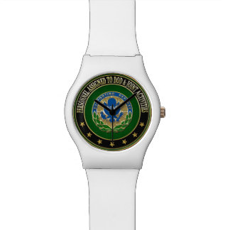 [400] DOD & Joint Activities DUI Special Edition Wristwatch