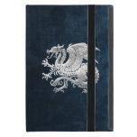 [400] Dragón islandés, Landvættir [plata] iPad Mini Fundas