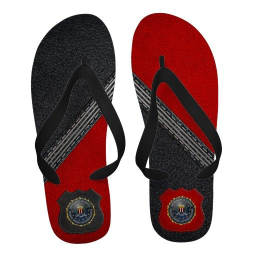 [400] FBI Special Edition Sandals