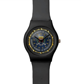 [400] FBI Special Edition Watch