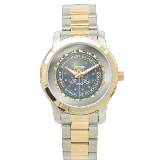 [400] FBI Special Edition Wristwatch