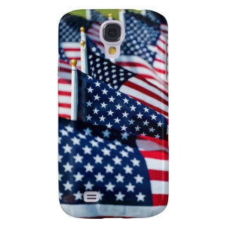 400 flags waving proudly in a field galaxy s4 covers