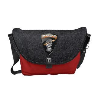 [400] Forward Observer (FIST) [Emblem] Messenger Bag