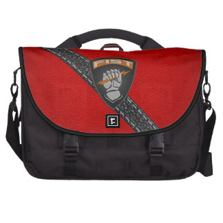 [400] Forward Observer (FIST) [Patch] Bags For Laptop