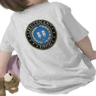 [400] Guardacostas: Teniente (LT) Camiseta