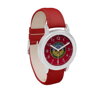 [400] Guardia Nacional ucraniano [edición Relojes De Pulsera
