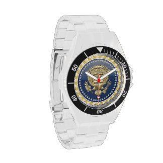 [400] Insignia presidencial del servicio [PSB] Reloj