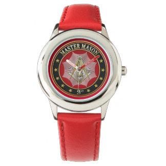 [400] Master Mason - 3rd Degree Square & Compasses Watches